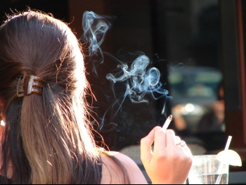 Dangers of second hand smoke