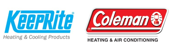 KeepRite Heating & Cooling Products | Coleman Heating & Air Conditioning