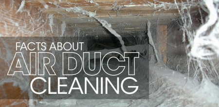 Facts about air duct cleaning image